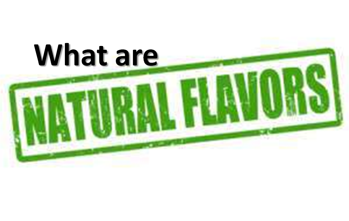 Natural Flavors